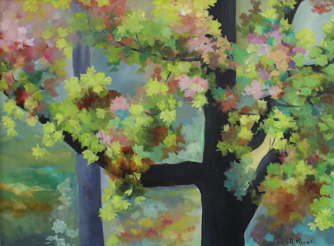 piccoli leafy tree